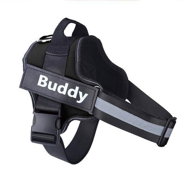 EzyFind The Personalized No-Pull Dog Harness-dog harness-Baxter & Bella