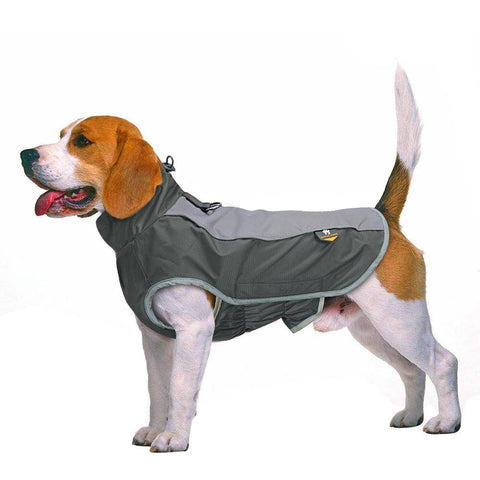 Warm Dog Waterproof Winter Fleece Jacket-dog coat-Baxter & Bella