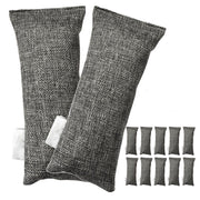 Bamboo Charcoal Bags // Mega Pack of 12-charcoal bags-Baxter & Bella