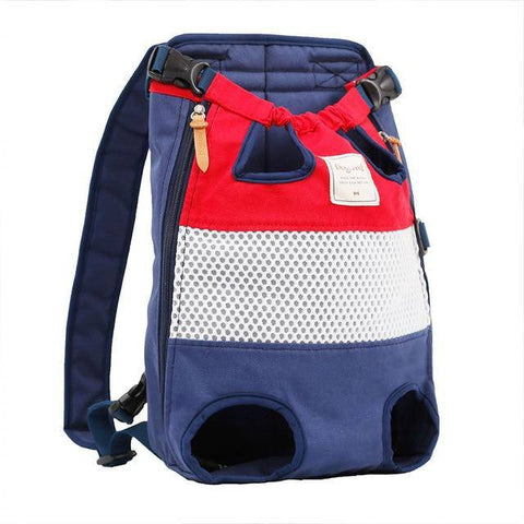 Pet Carrier Backpack - Front Bag Carrier-pet carrier-Baxter & Bella