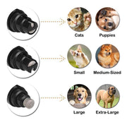 The Quiet Nail Grinder for Dogs-dog nail grinder-Baxter's Petshop