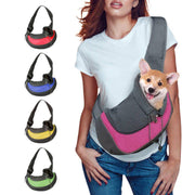 Small Dog Carrier Sling - Pet Carrier Shoulder Bag-pet carrier-Baxter & Bella