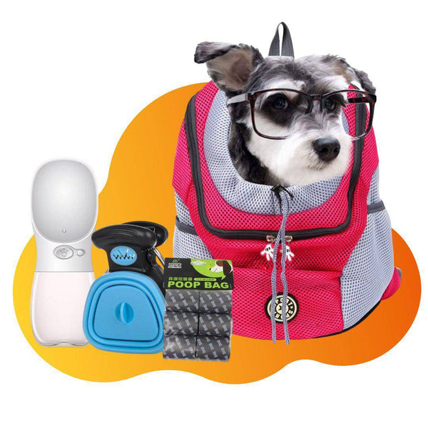 Baxter's Smart-Travel Kit-multi-pack-Baxter & Bella