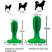Toothy Toothbrush Toy-dog toy-Baxter & Bella