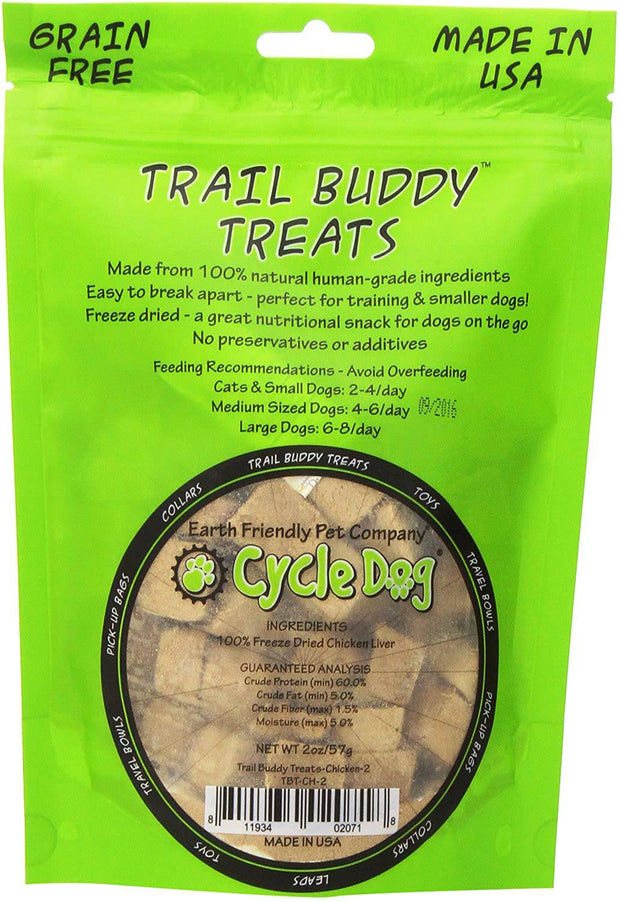 Trail Buddy Dog Treats-dog treats-Baxter & Bella