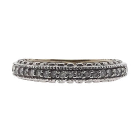 Platinum Diamond Tacori Wedding Ring