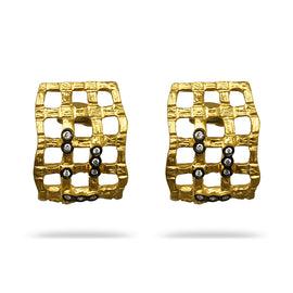 Kurtulan Mesh Earrings
