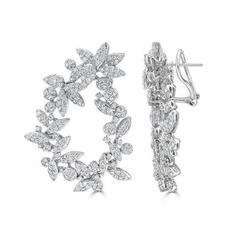 Convertible Diamond Earrings