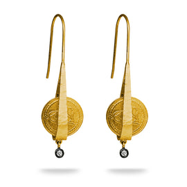 Kurtulan Swinging Earrings