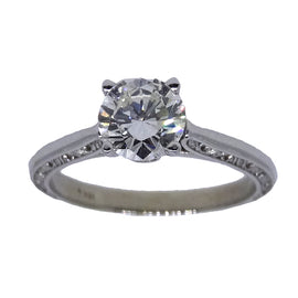 1.01 CTW Diamond Solitaire Ring