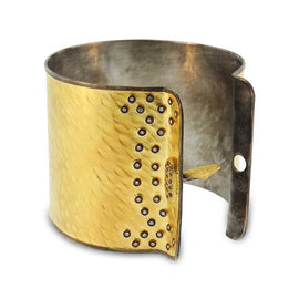 Kurtulan Gold Cuff with Diamonds