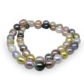 Summer Time Multi-Color Pearl Strand