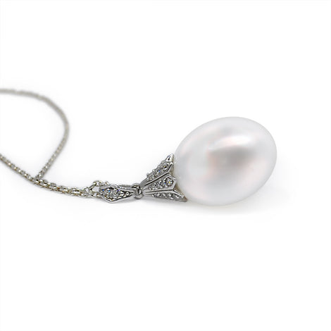 14.5mm South Sea Pearl Pendant