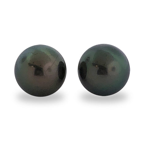 Tahitian Pearl Cuff Links