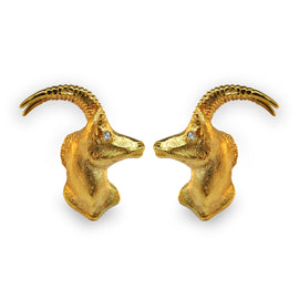 Sable Antelope Cufflinks
