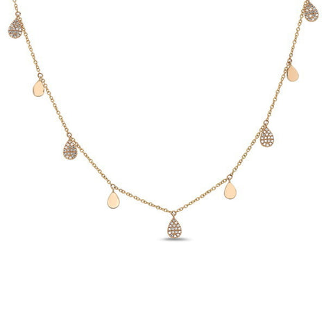 Bassali Gold Necklace