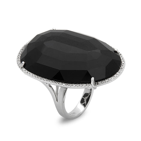 Bassali Statement Ring