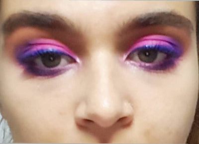 Colourful Eye Look