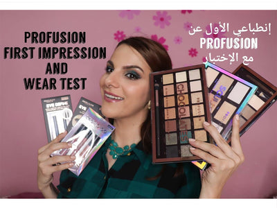 PROFUSION First Impression & Wear Test