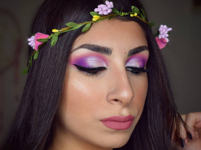 Colorful Look 💗💜