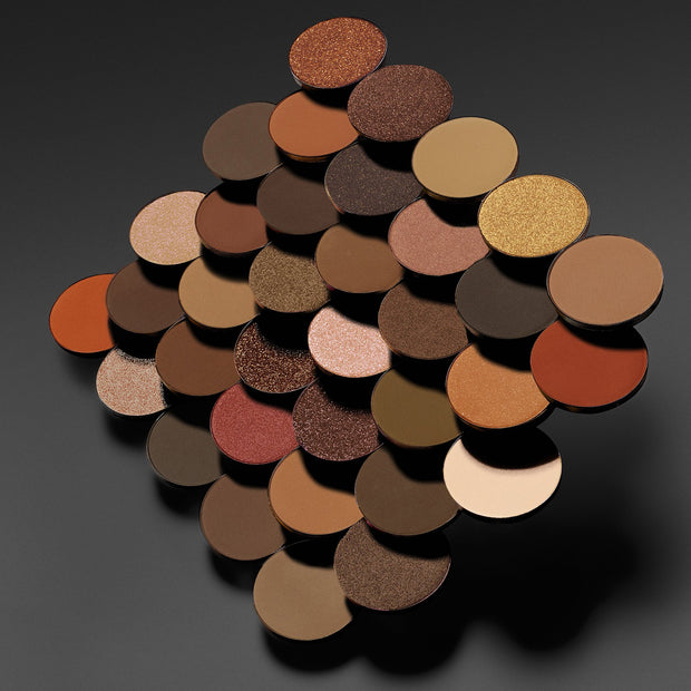 35O Color Nature Glow Artistry Palette