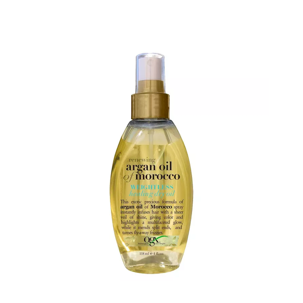 Renewing Argan Oil of Morocco Weightless Healing Dry Oil