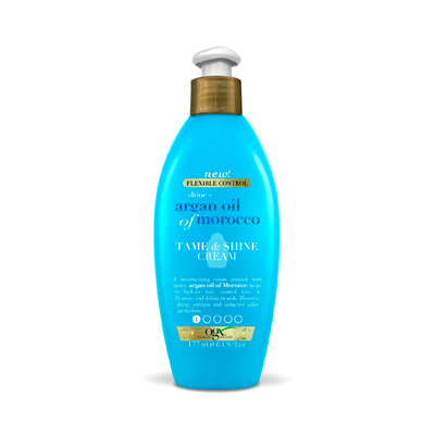 Argan Oil Tame and Shine Cream