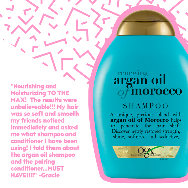 Argan Oil of Morocco Shampoo
