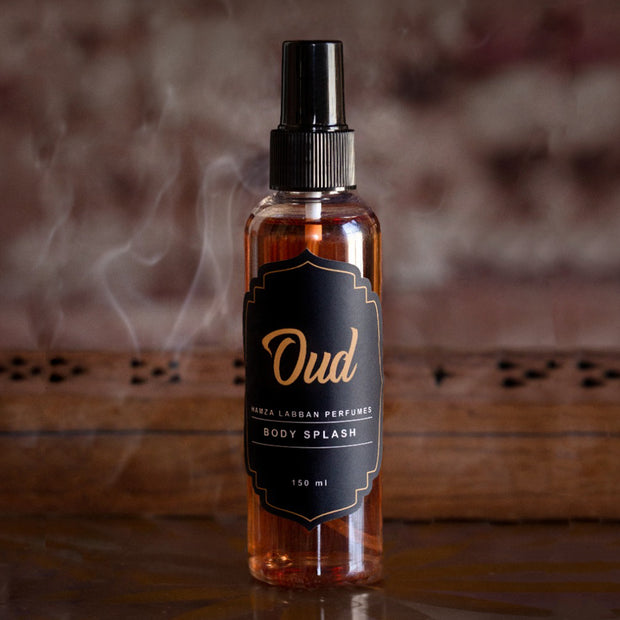 Oud Body Splash for Men & Women