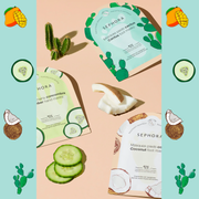 Cactus Clean Foot Mask