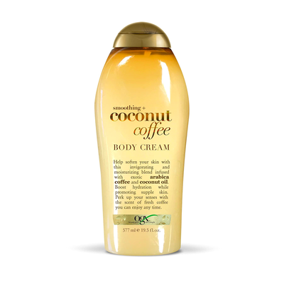 Coconut Coffee Body Cream