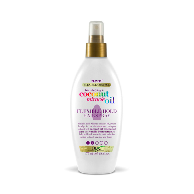 Coconut Miracle Oil Flexible Hold Hairspray