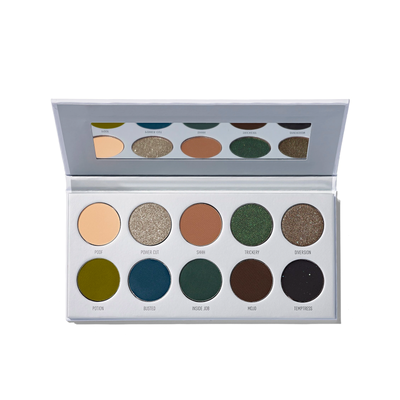 Jaclyn Hill Dark Magic Eyeshadow Palette