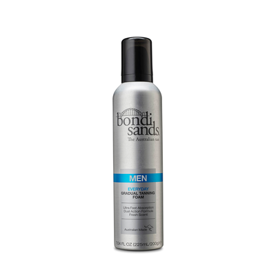 Everyday Gradual Tanning Foam for Men