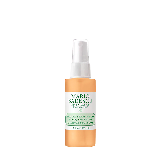 Facial Spray with Aloe Sage & Orange Blossom