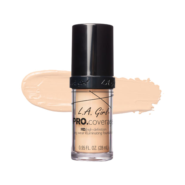 Pro.Coverage HD Long Wear Illuminating Foundation