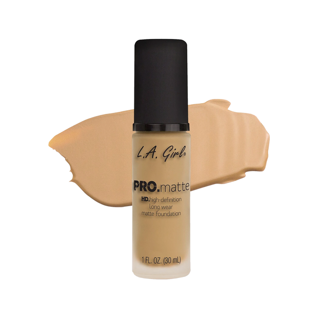 PRO Matte HD Long Wear Foundation