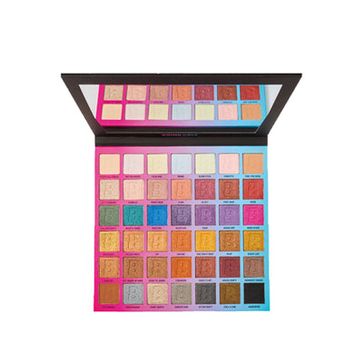Going Out Out 42 Colour Eyeshadow Palette