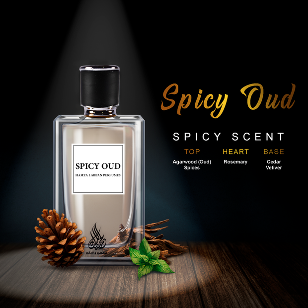Spicy Oud for Men & Women