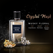 Crystal Musk for Men & Women