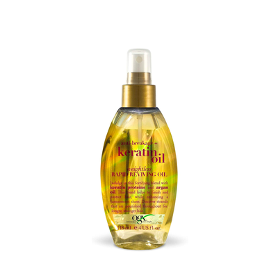 Keratin Oil Instant Repair Weightless Healing Oil