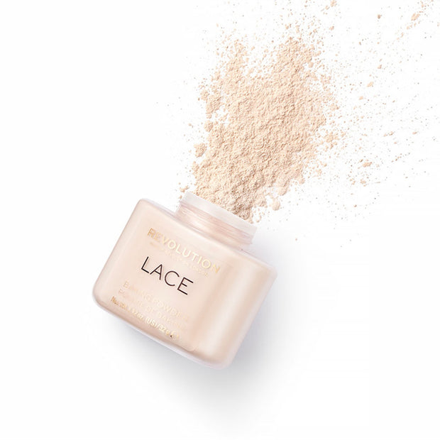 Loose Baking Powder Lace