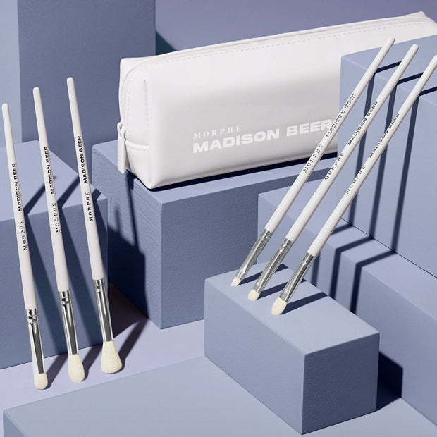 Madison Beer Channel Surfing Eye Brush Set