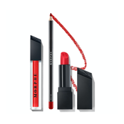 Out & A Pout Fiery Red Lip Trio