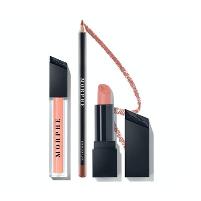 Out & A Pout Nude Pink Lip Trio