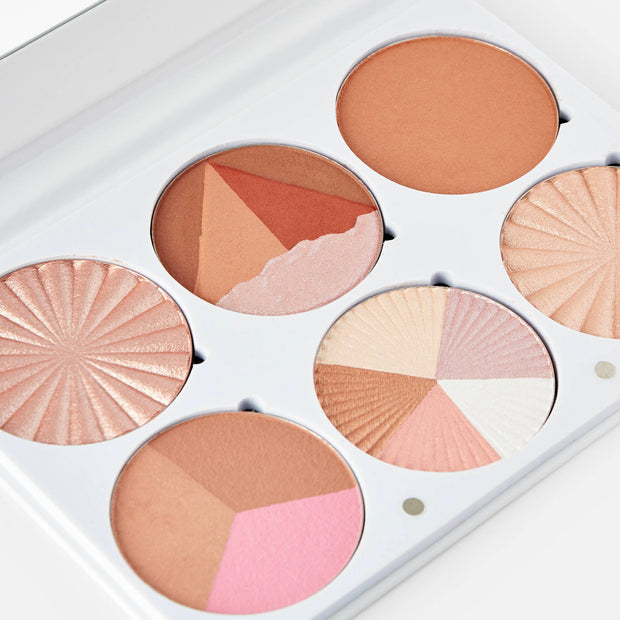 Pro Palette - On The Glow