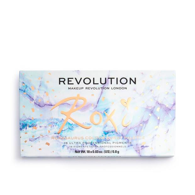 Revolution X Roxxsaurus Colour Burst Eyeshadow Palette