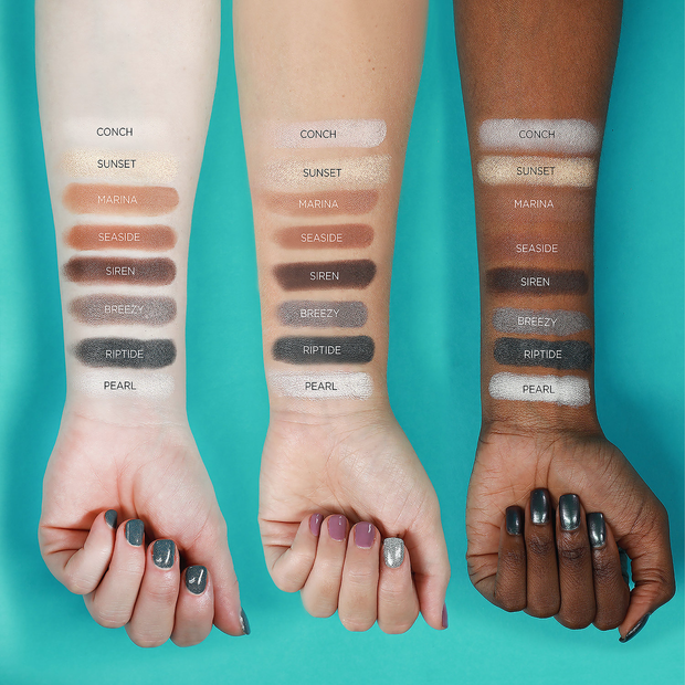 SEA Eyeshadow Palette Volume II