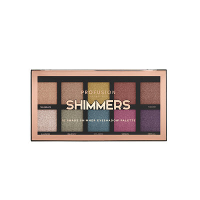 Shimmers Palette