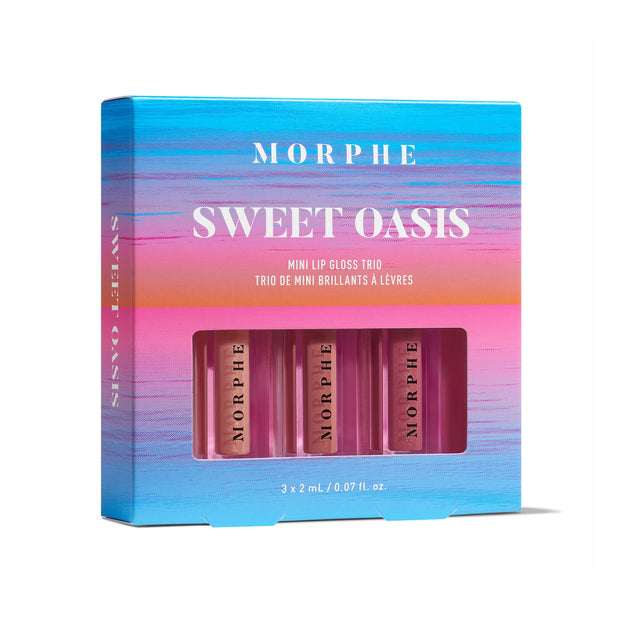 Sweet Oasis Mini Lip Gloss Trio